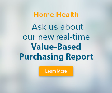 SHP's new Home Health Value-Based Purchasing Report